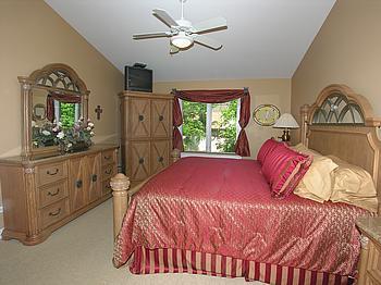 Billy Casper Bedroom